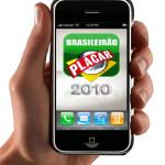 Aplicativo Brasileirão Placar 2010 para Iphone e Ipod Touch