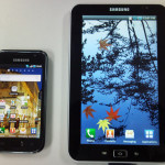 A Samsung lançou tablets Galaxy!