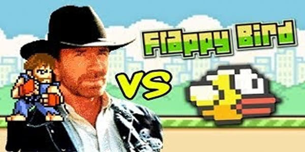 Chuck-Norris-vs-Flappy-Bird